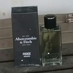 Brand New Abercrombie & Fitch Fierce 3.4oz